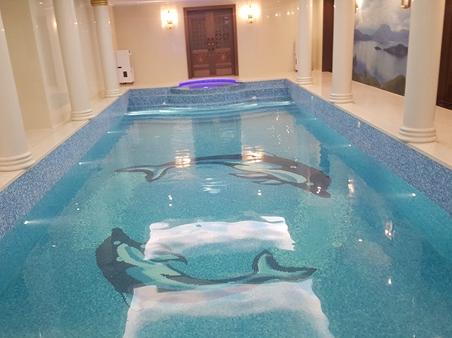 新津亚特兰蒂斯室内恒温游泳池